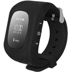Черные детские часы Smart Baby Watch Q50