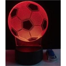 Настольная 3D-лампа Мяч
