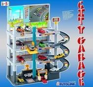 Игровой набор Гараж городской
