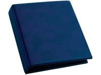 Визитница на 96 визиток синяя