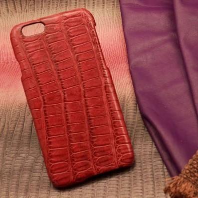 Кожаный чехол-накладка для iPhone 6 «Бычья ярость»