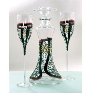 Набор для вина «От кутюр» на 2 персоны