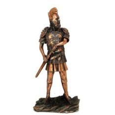 Декоративная статуэтка  Воин