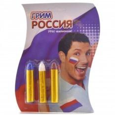 Грим Россия (3 цвета)