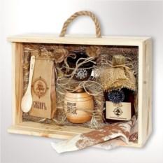 Подарочный набор «Сибирь. Мёд»