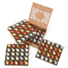 Конфеты из верблюжьего молока в шкатулке Ассорти (100 шт.)