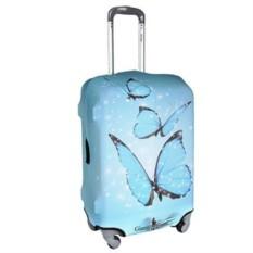 Большой чехол для чемодана Бабочки
