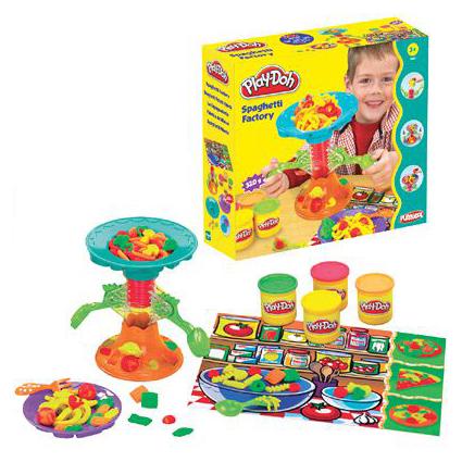 Игровой набор «Фабрика Спагетти»