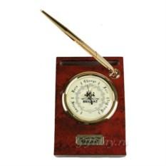 Настольный барометр с ручкой Brigant