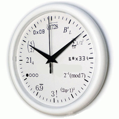 Купить часы математические часы км купить