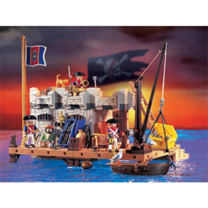 Пиратский замок