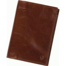 Солидная записная книжка из натуральной кожи с карандашом