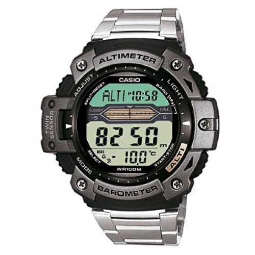 Мужские наручные часы Casio Sports Gear SGW-300HD-1A