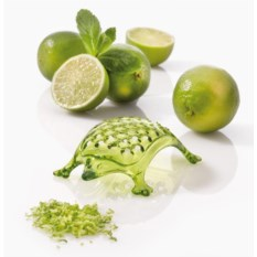 Ежик-терка для пармезана Казимир (цвет — зеленый)