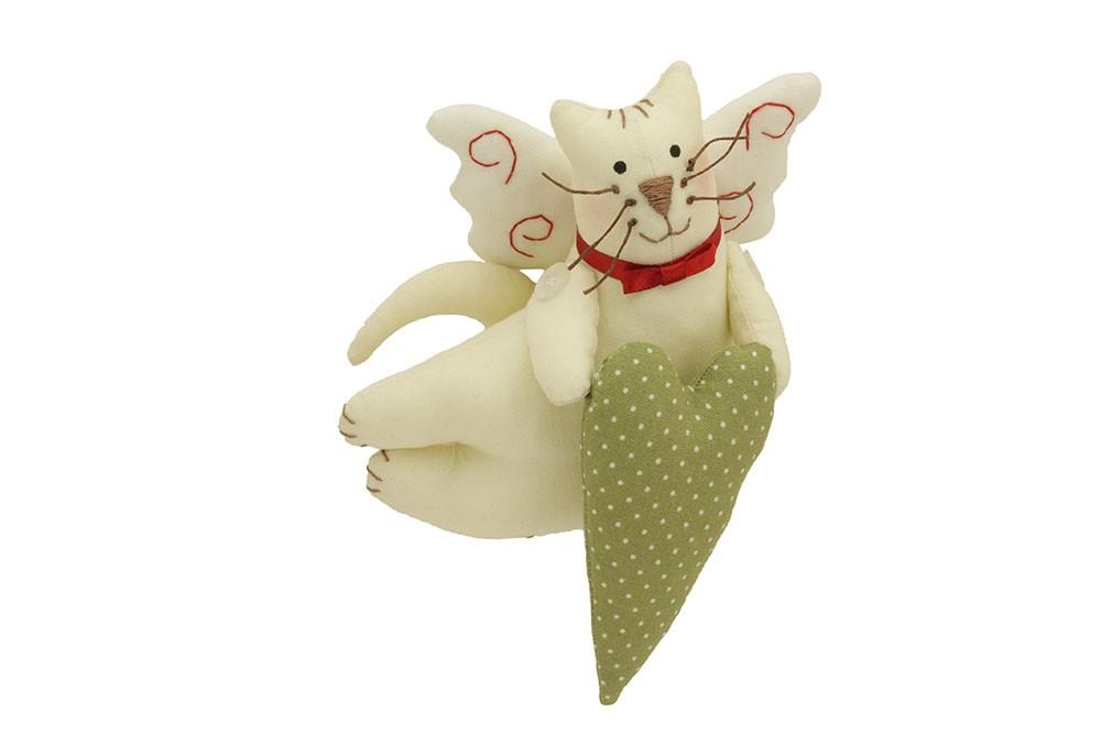 Интерьерная игрушка Кот Розарио