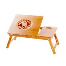 Складной столик для ноутбука «Бамбук»
