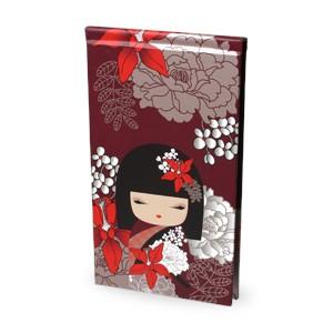 Карманный блокнот с ручкой Нобуко (Nobuko) Вера