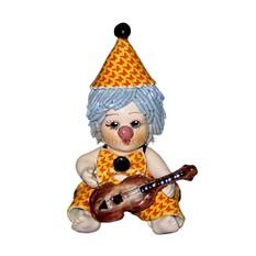 Статуэтка Клоун со скрипкой