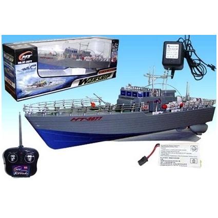 Модель «Военный катер»