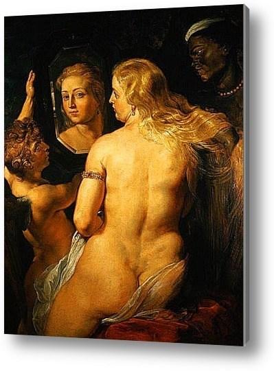 Репродукция картины Рубенса