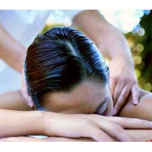 Тайский массаж тела