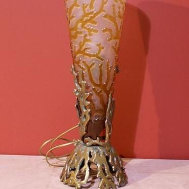 Лампа Коралл