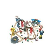 Многоуровневая железная дорога Супер Хайвей KidKraft