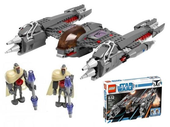 Набор Lego Star Wars Истребитель