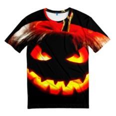 Мужская футболка Хэллоуин