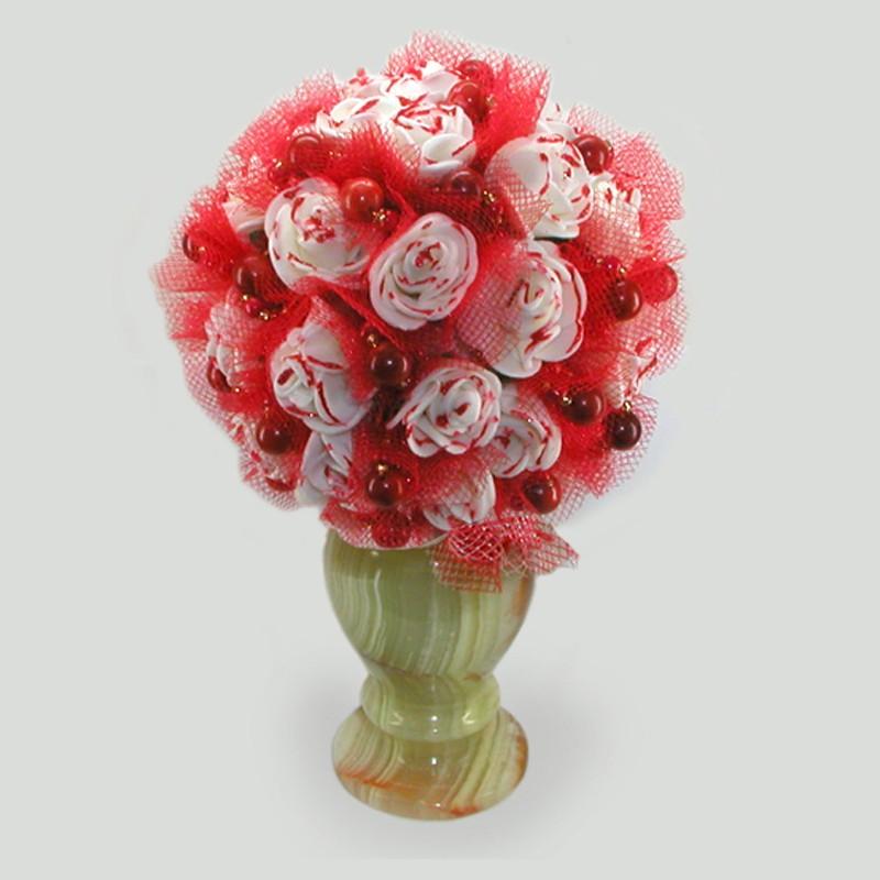 Цветы из коралла Коралловая свадьба