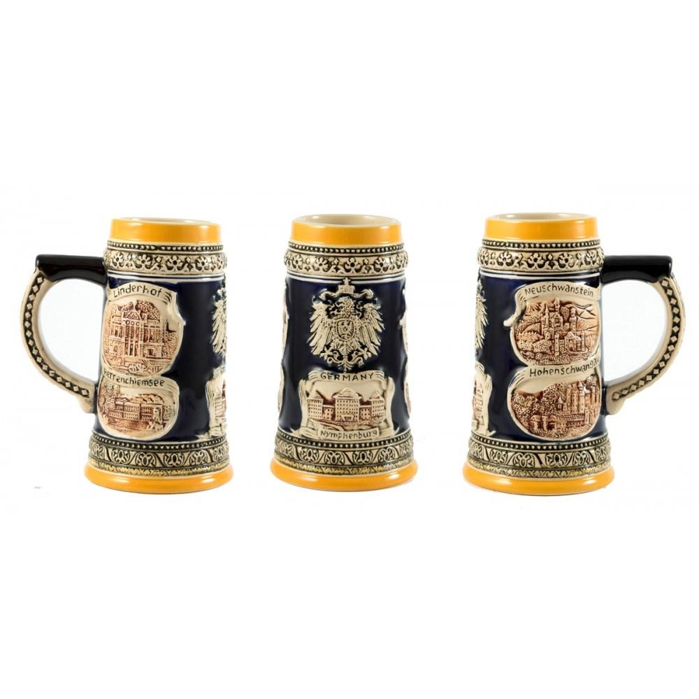 Пивная кружка Замки Баварии