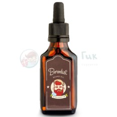 Масло для бороды Borodist Beard Oil Irish Whiskey