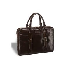 Деловая коричневая сумка для документов Darwin
