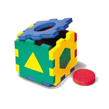Кубик с фигурами