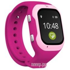 Детские умные часы Кнопка жизни Pink