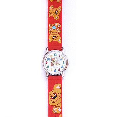 Часы «Красные мишки» Tik-Tak