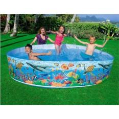 Жесткий бассейн Подводный мир для детей от 3 лет