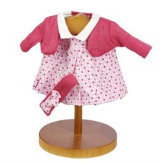 Комплект одежды для кукол высотой 26 см