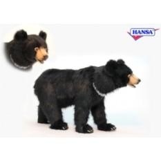 Мягкая игрушка Hansa Черный медведь (105 см)