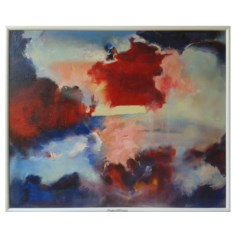 Картина Облака