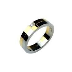 Кольцо из стали Respect Steel SRPL 40