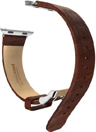 Кожаный ремешок HOCO Art Series Bamboo для Apple Watch 42mm