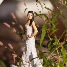 3D фигурки молодоженов - фотография будущего!