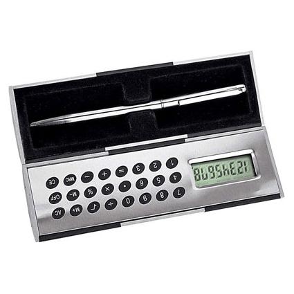 «Магический» калькулятор с ручкой