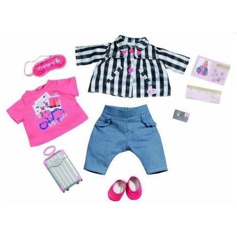 Набор «Для путешествий» для куклы Baby born