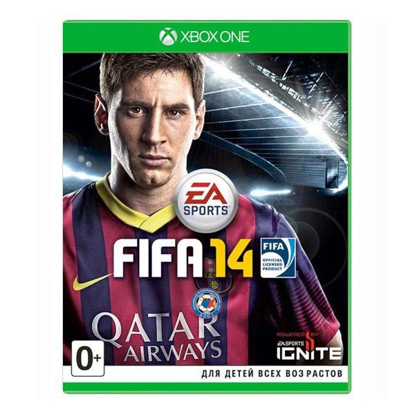 Игра FIFA 14 (Xbox One)