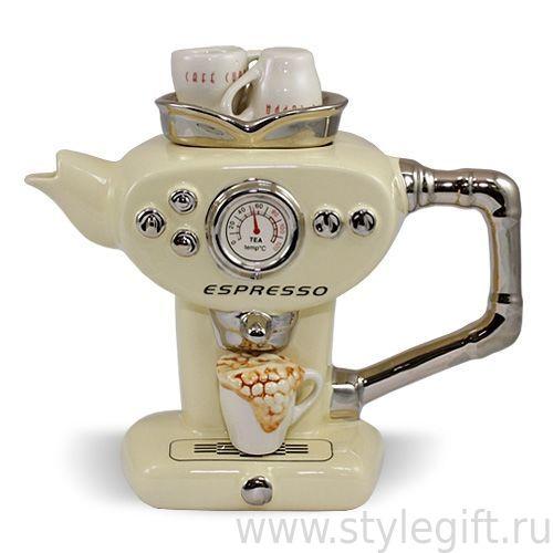 Чайник Утренний эспрессо мини