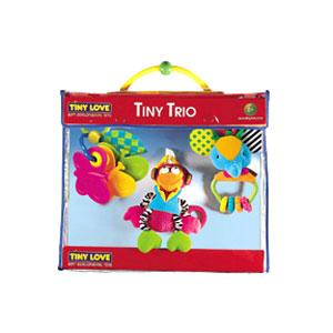 Набор игрушек: погремушки и прорезыватели
