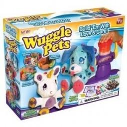 Набор мягких игрушек Wuggle Pets