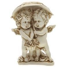 Декоративная фигура Античные ангелочки под зонтом